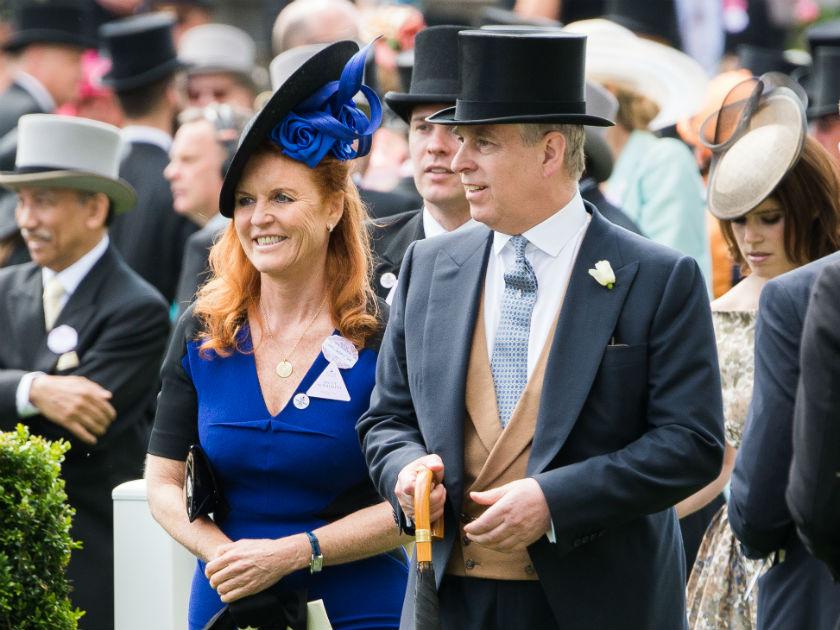 Sarah Ferguson wishes Prince Andrew happy 60th birthday on Instagram