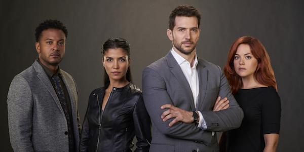 ransom CBS cast