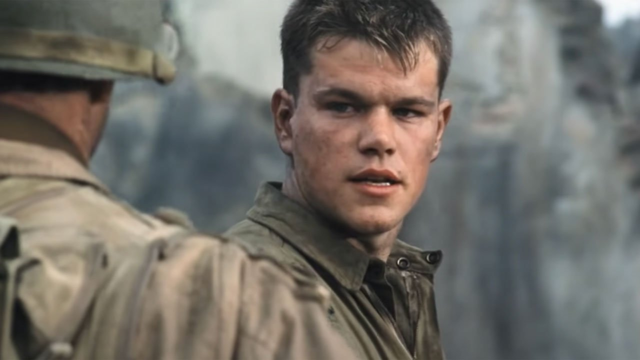 Matt Damon Confirms Two Saving Private Ryan Stories About Robin Williams And Steven Spielberg