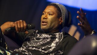 Christopher Judge at Sci-Fi Weekender at O2 Academy Sheffield on March 30, 2019 in Sheffield, England