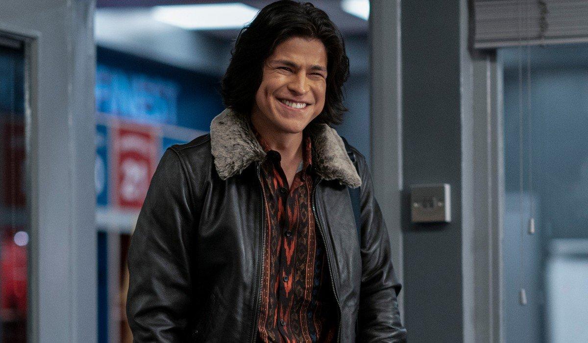 Cristo Fernandez as Danny Rojas in Ted Lasso Apple TV+