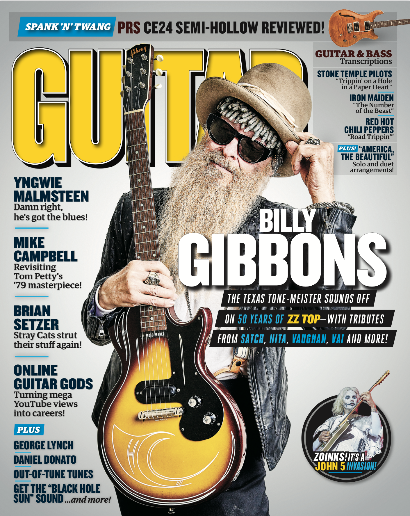 August 2019 Guitar World Lesson Videos | Guitarworld