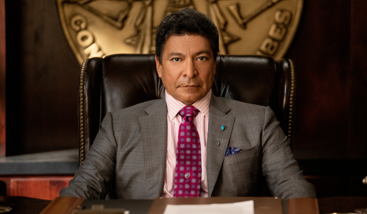 Yellowstone Thomas Rainwater Gil Birmingham Paramount Network