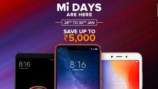 Xiaomi Mi Days: discounts on Redmi Note 6 Pro, POCO F1 and more on