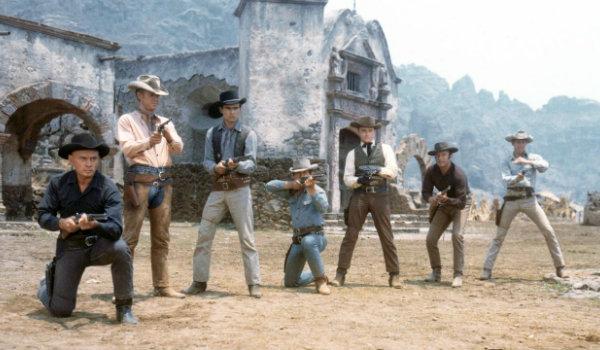 The original Magnificent Seven