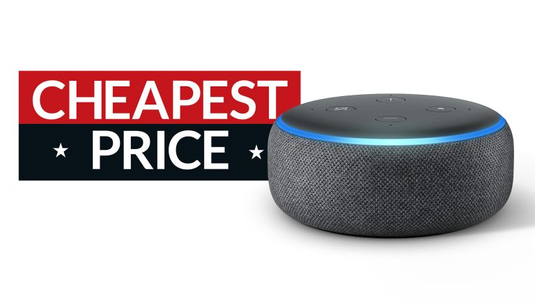 Cheap amazon Echo Dot deal