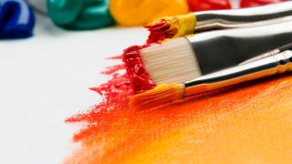 Canvas painting for beginners