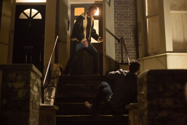 Martin gets angry with Kush when he discovers he secretly hid his phone in EastEnders