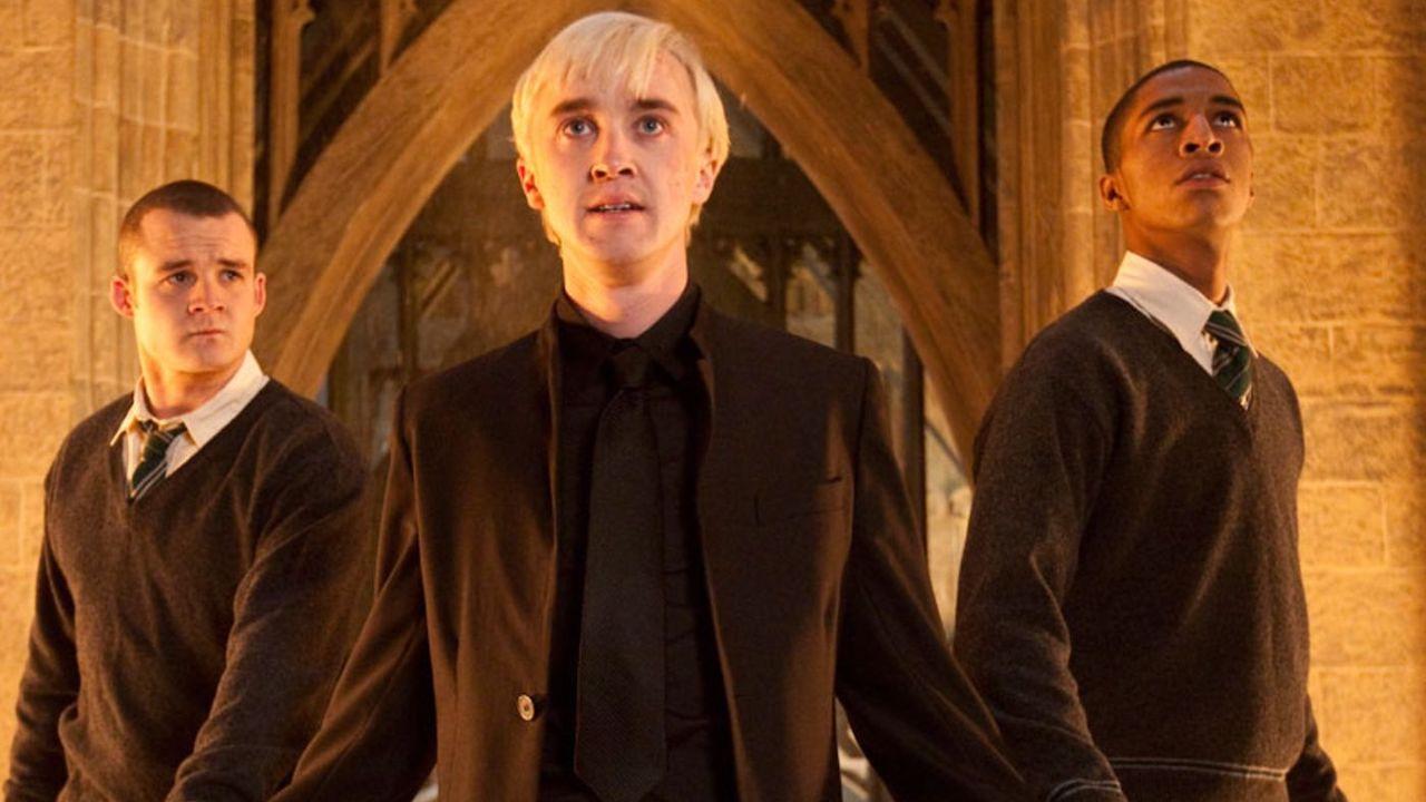 Harry Potter's Tom Felton Collapses During Celebrity Golf Match