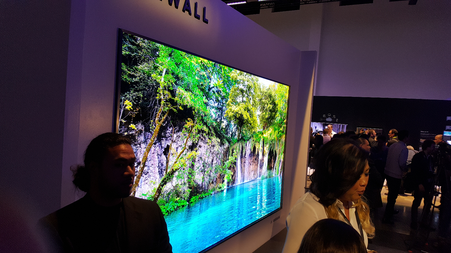 Samsung's Wild MicroLED Modular TV Grows to 146 Inches | Tom's Guide