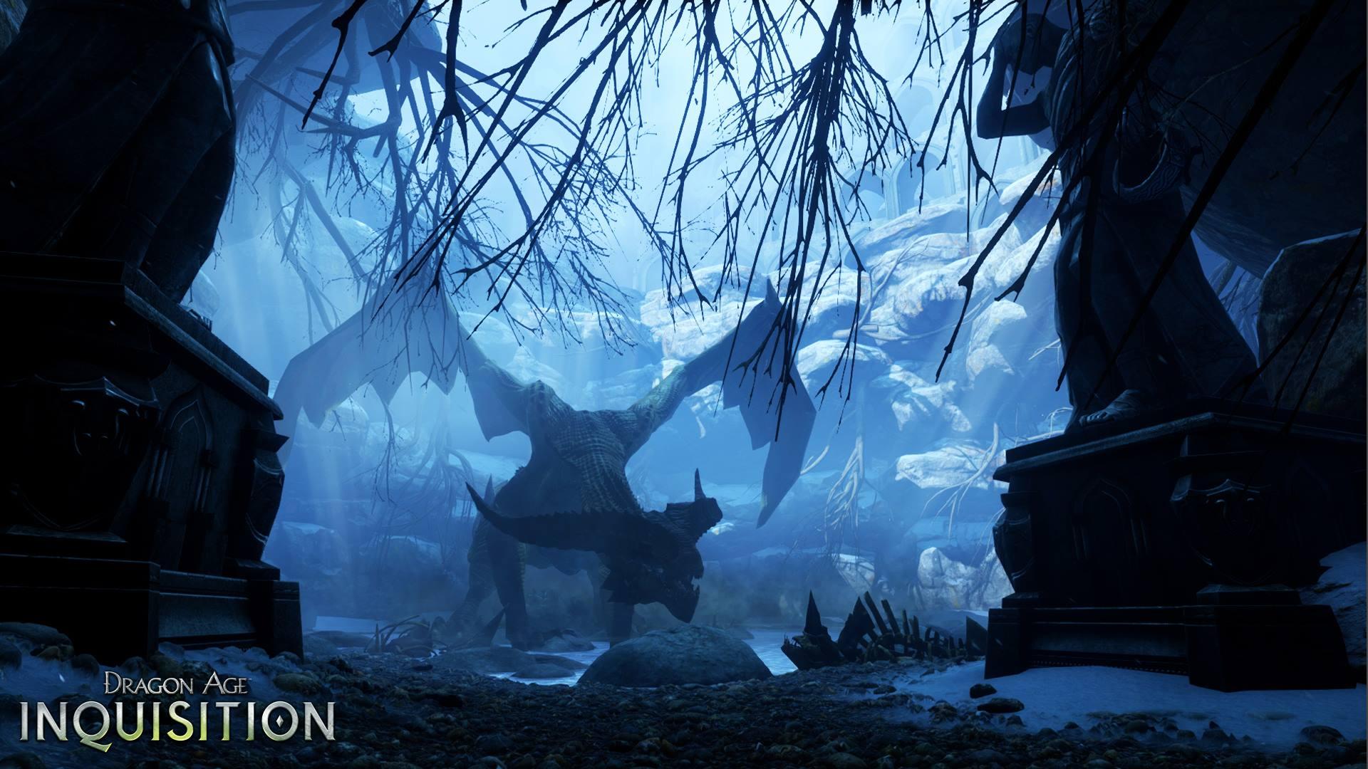 Dragon Age: Inquisition Screenshots Enter Emerald Graves, Empire du Lion #31360