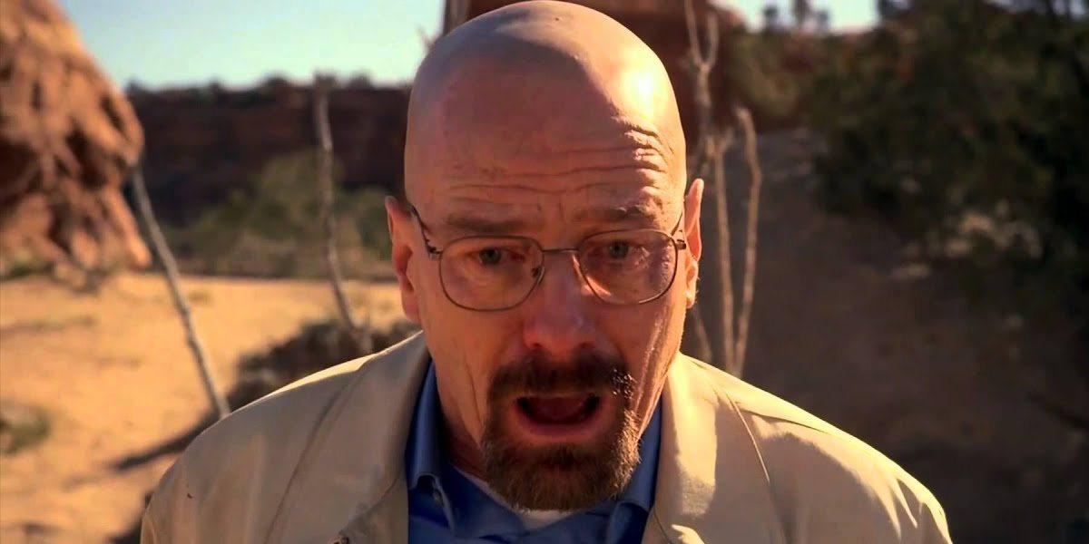 "Bryan Cranston in the episode ""Ozymandias"" on Breaking Bad"