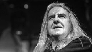 Saxon postpone their remaining 2019 shows after frontman Biff Byford is diagnosed with a heart condition which requires immediate surgery