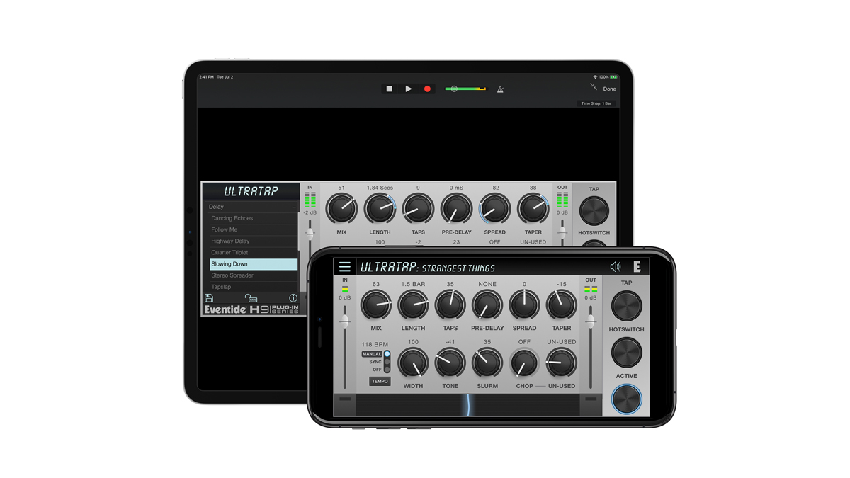 "Summer NAMM 2019: Eventide takes ""the next step"" as it releases Blackhole, UltraTap and MicroPitch plugins for iOS 