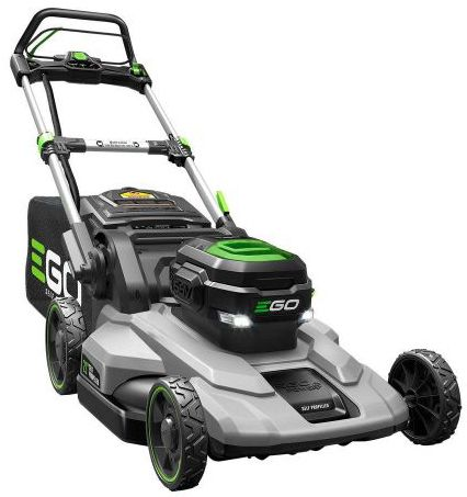 EGO LM2102SP Electric Lawnmower Review - Pros and Cons | Top