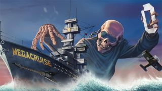"Megadeth name a further 6 bands who will join them ""thrashing through the Pacific"" later this year on the inaugural Megacruise"