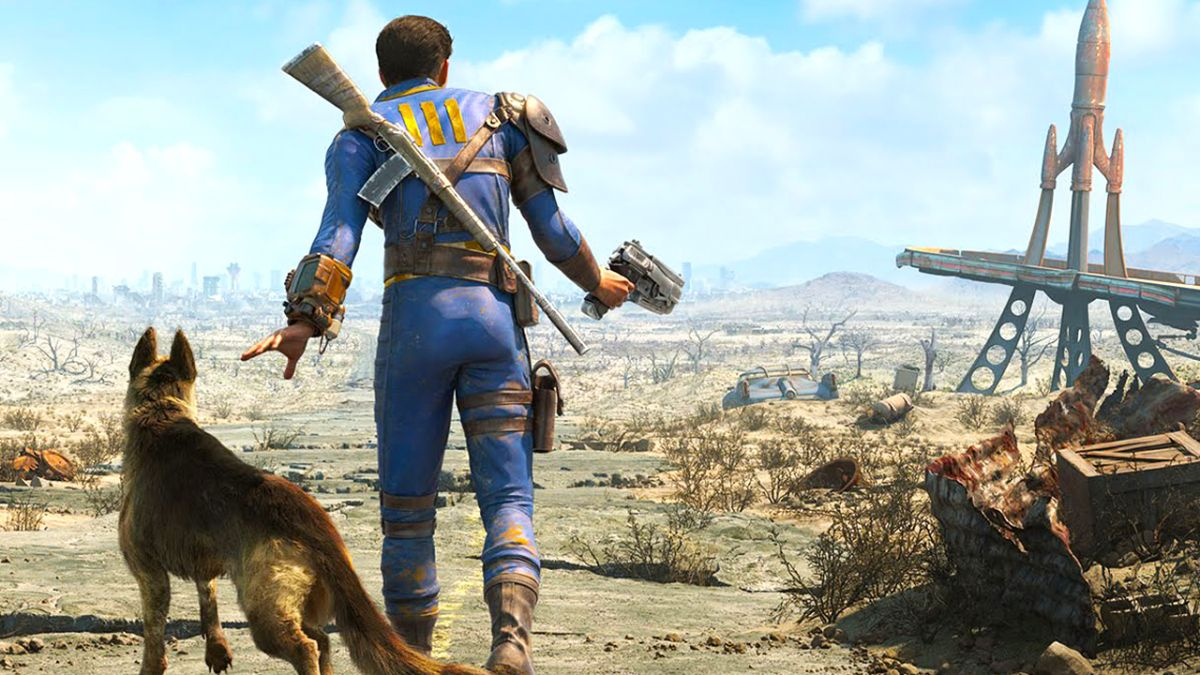 Best Fallout 4 mods for Xbox One, PS4, and PC | GamesRadar+