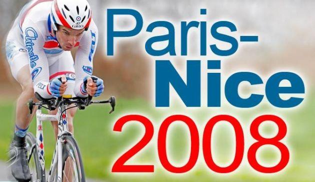 Paris Nice 2008 logo