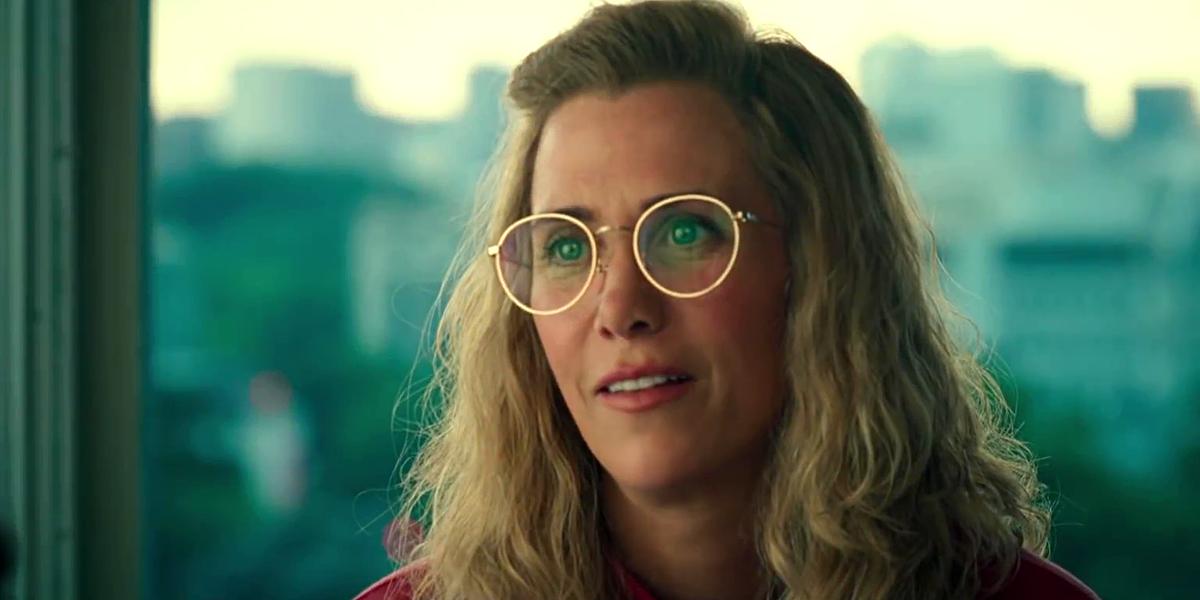 Kristen Wiig glasses Barbara Ann Minerva Wonder Woman 1984 trailer
