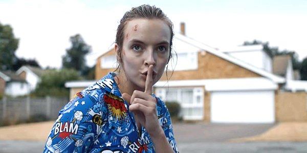 Killing Eve Season 2 Jodie Comer Villanelle AMC BBC America