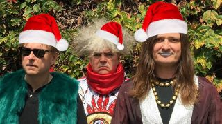 Melvins have recorded a cover of Carol Of The Bells
