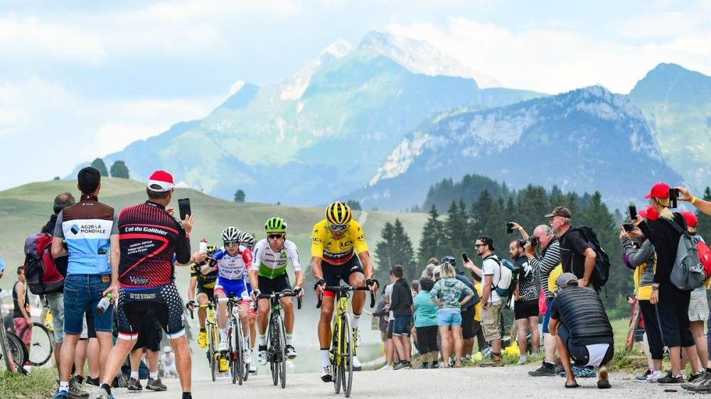 Tour de France live stream: how to watch today's cycling free online from anywhere