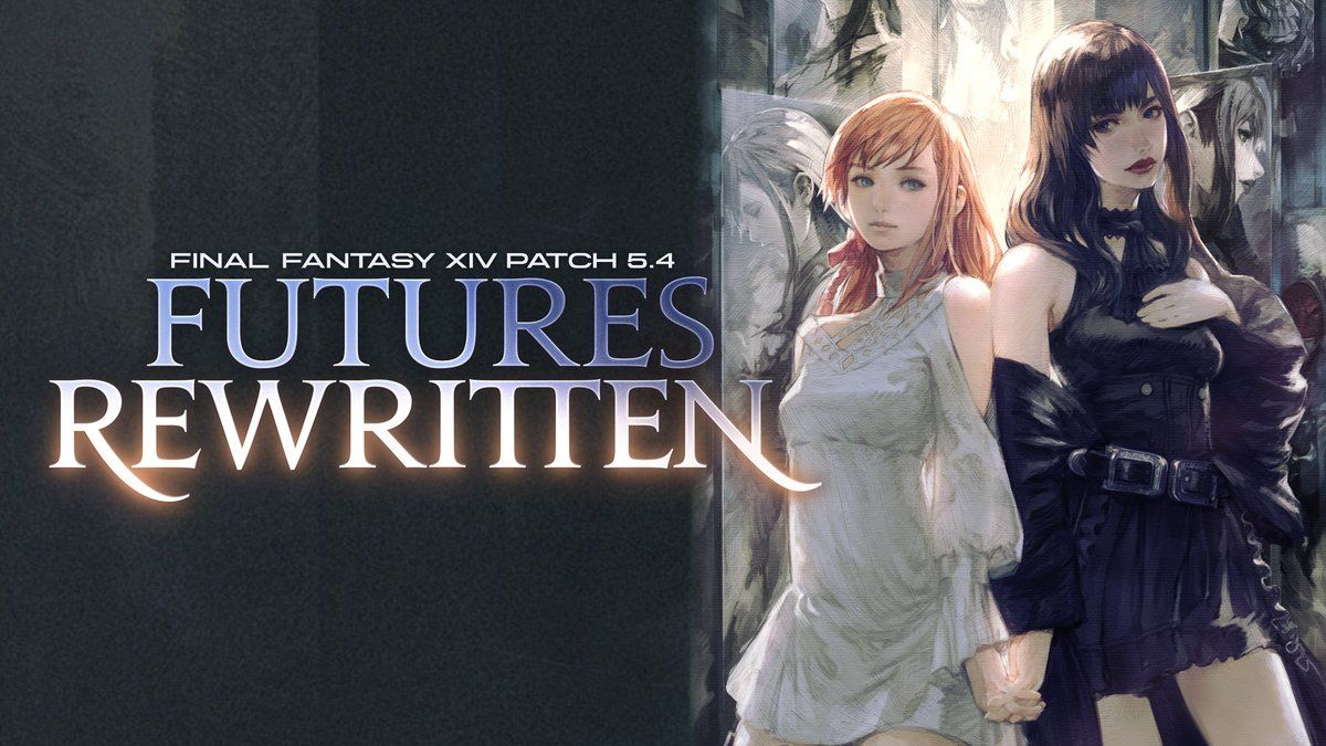 Final Fantasy 14's next big update, Futures Rewritten, gets a release date