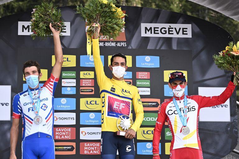 Dani Martínez wins the Critérium du Dauphiné 2020