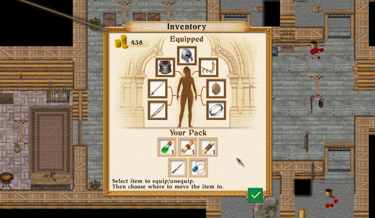 Spiderweb Software's latest crappy-looking RPG is now live
