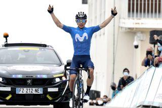 Mont Ventoux Denivele Challenge 2021 - 3rd Edition - Vaison la Romaine - Mont Ventoux 153 km - 08/06/2021 - Miguel Angel Lopez (COL - Movistar Team) - photo William Cannarella/CV/BettiniPhoto©2021