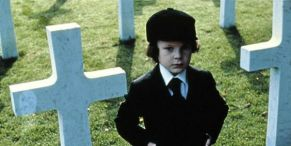 The Little Kid From The Omen Grew Up And Now He's Going To Jail