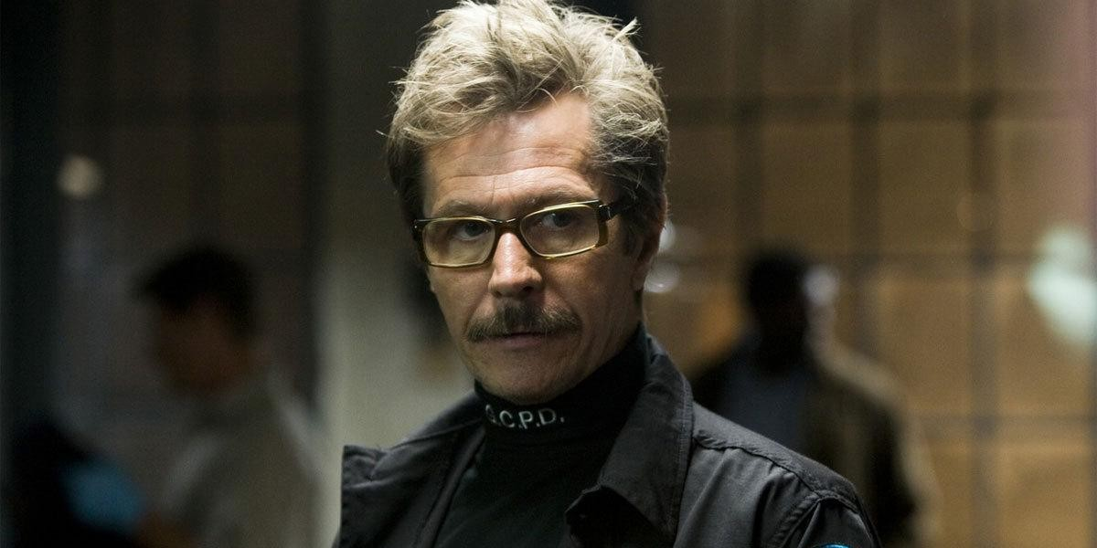 Gary Oldman - The Dark Knight
