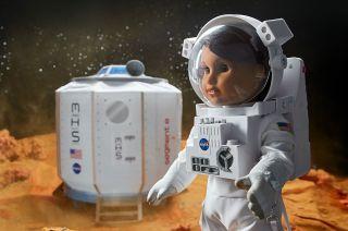 american girl doll astronaut