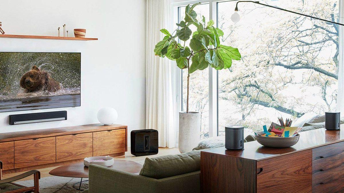 Amazon Super Bowl savings on soundbars from Sonos, Polk and Vizio