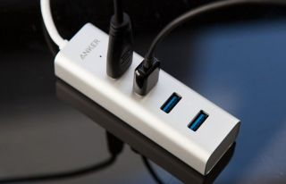 Anker 4 puertos USB-C a USB 3.0