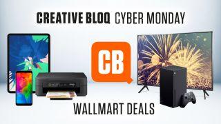 Cyber Monday Walmart Deals Get A 50 Inch 4k Tv For Under 200 Creative Bloq
