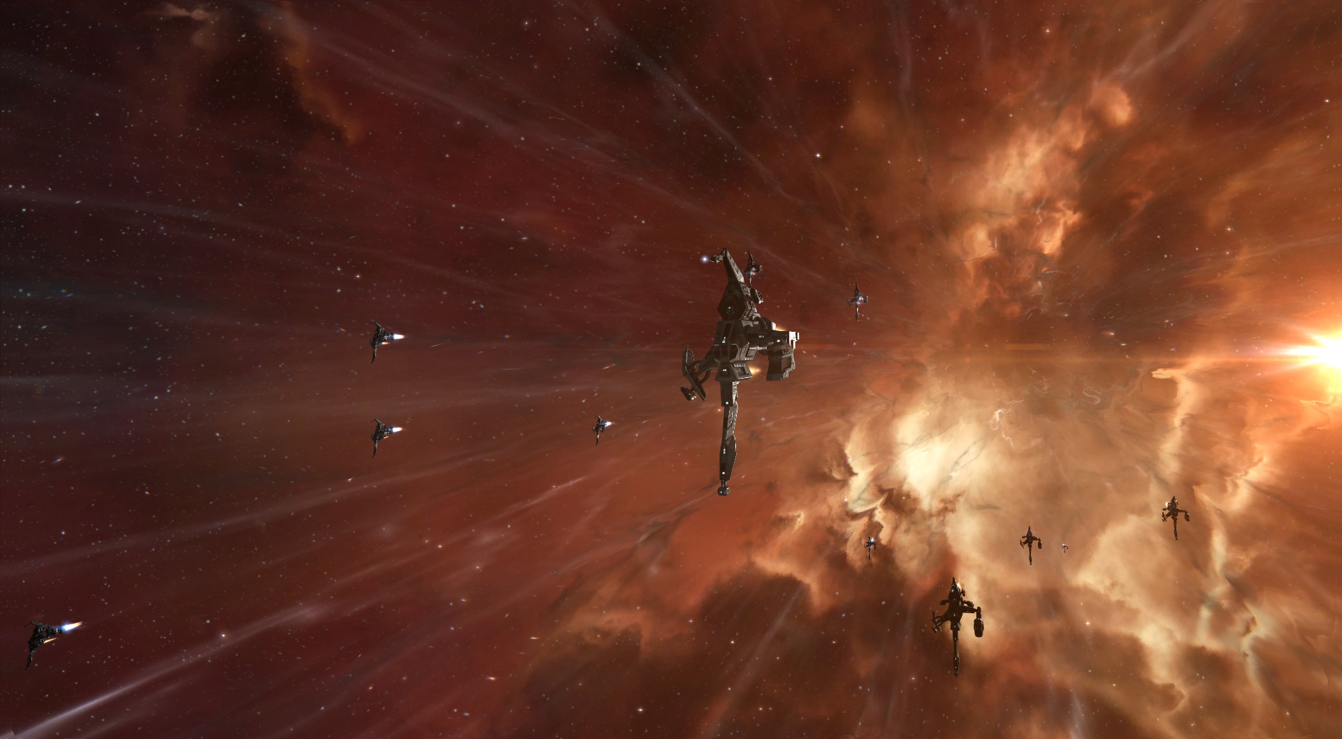 Best PC games: EVE Online