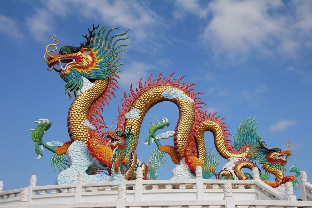 Dragons: A Brief History of the Mythical, Fire-Breathing