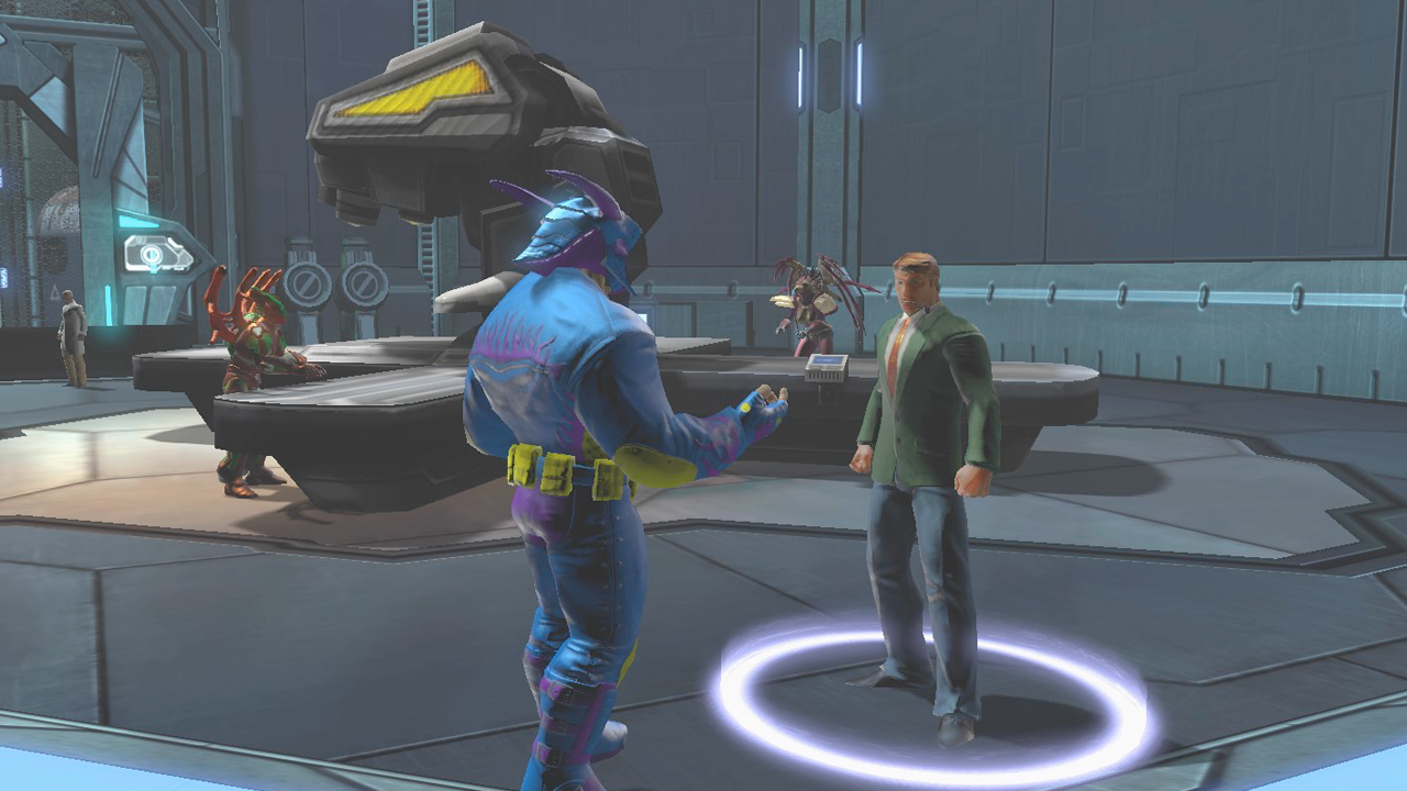 DC Universe Online Gets A Crafting System #20222