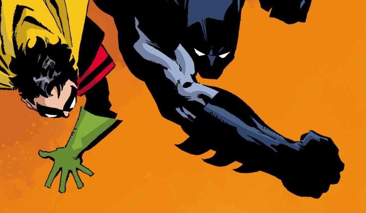 Batman: Darl Victory cover