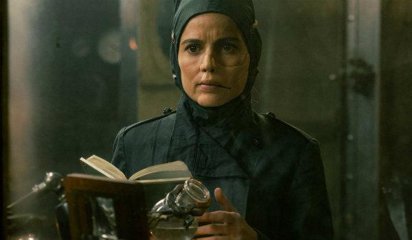 Elena Anaya Doctor Poison in wonder woman