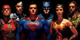 Justice League line-up for their poster