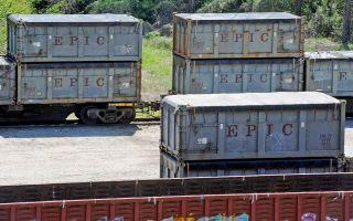 Biosolids Train