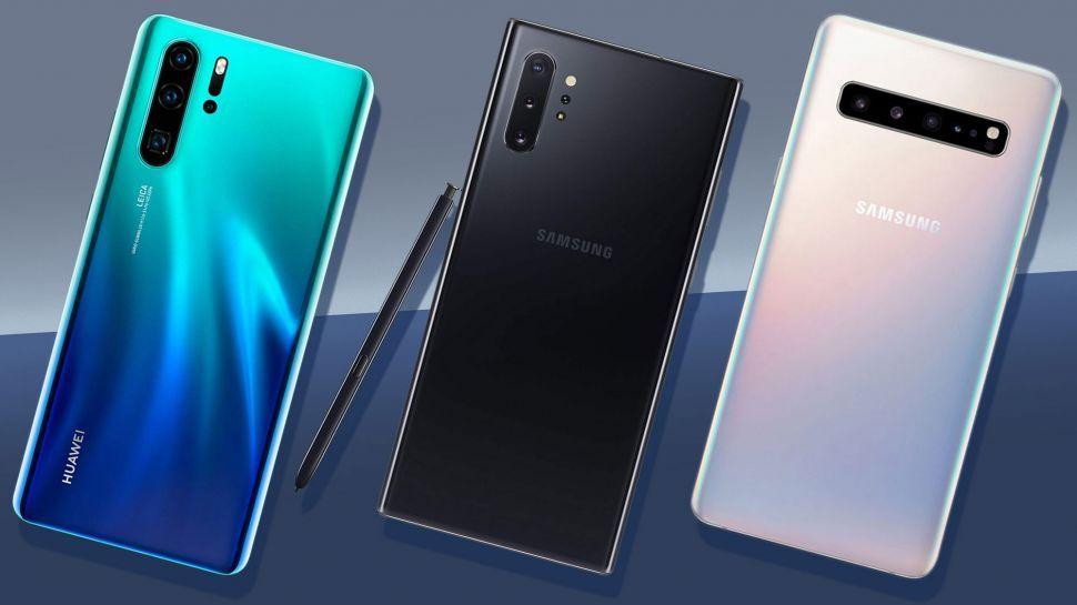 bästa mobilen just nu 2019