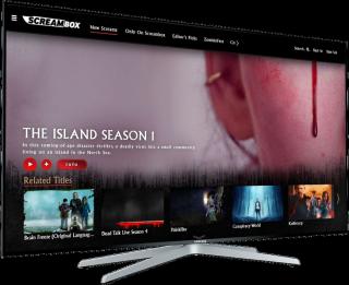 Screambox Cinedigm