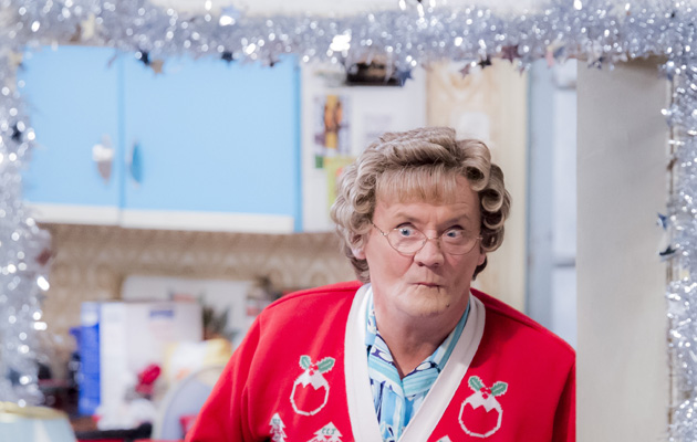 mrs brown agnes brendan o'carroll