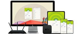 最佳VPN提供商ExpressVPN的一系列设备