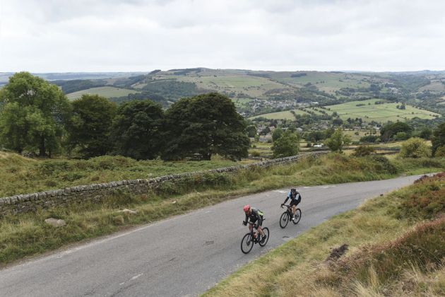The 100 climbs challenge: The riders who set out to conquer them all