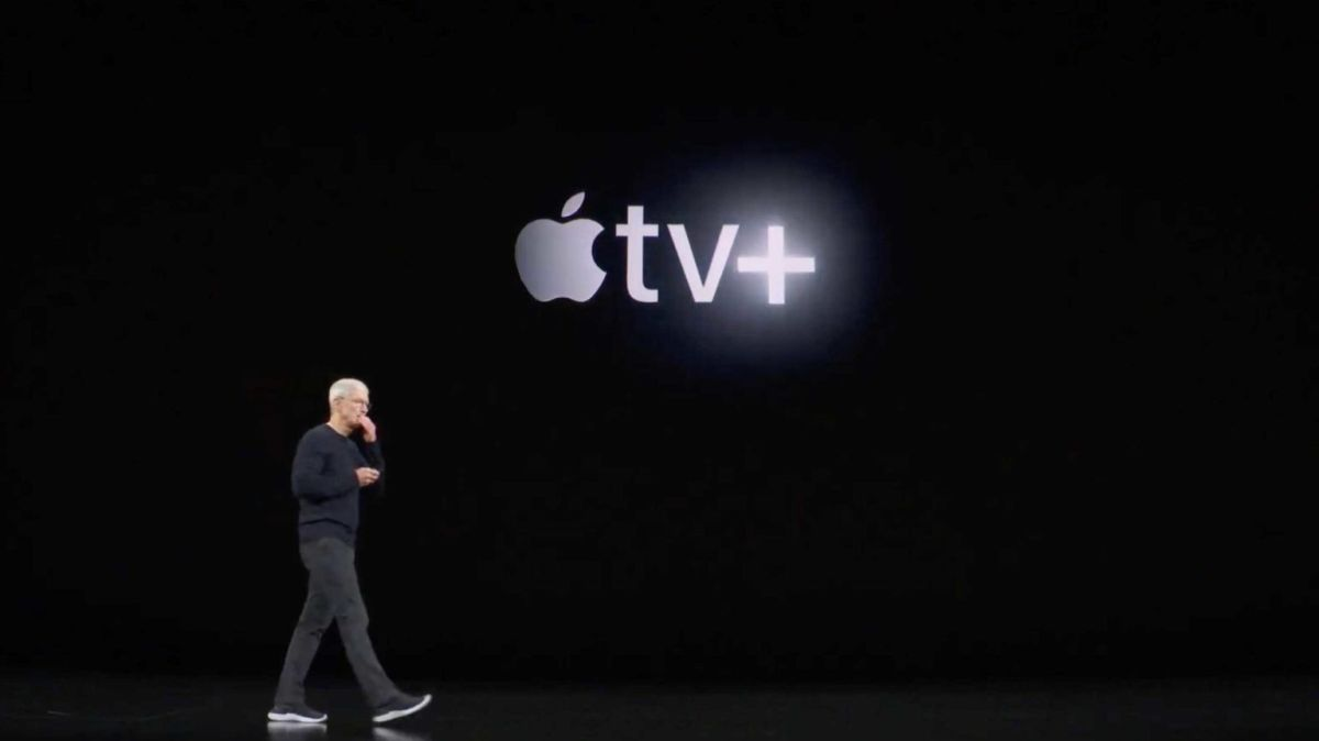 Apple TV Plus takes over Apple website - hands out a warning too