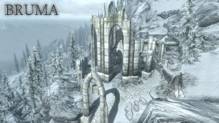 Beyond Skyrim - Bruma mod is enormous and out now | PC Gamer